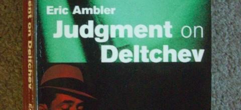 Ambler – Judgement on Deltchev