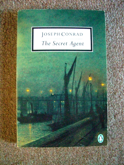 an analysis of the time and structure in joseph conrads the secret agent The secret agent: why joseph conrad's victorian terrorist tale feels so contemporary it's hardly a shock that the secret agent's time has come again.