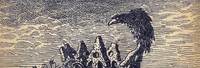 Book Review #5 – Titus Groan, Mervyn Peake