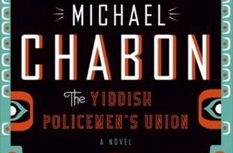 #21 The Yiddish Policemen's Union, Michael Chabon